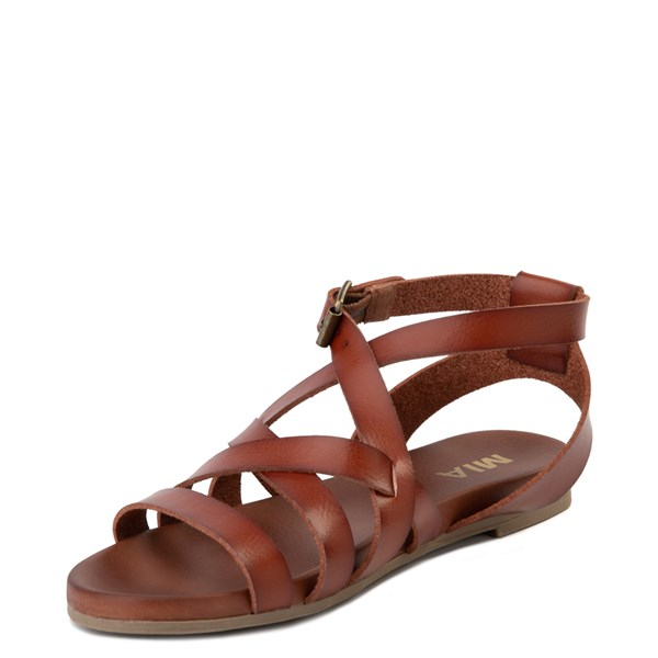 alternate view Womens MIA Naylah Sandal - CognacALT3