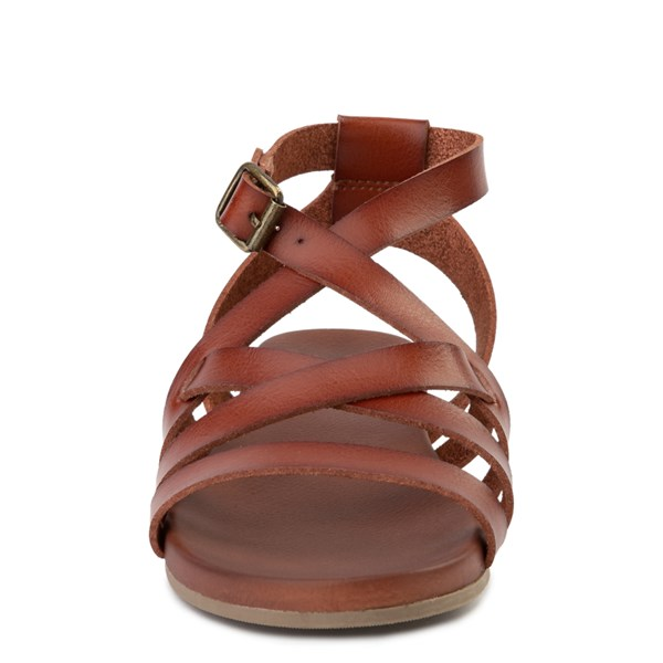 alternate view Womens MIA Naylah Sandal - CognacALT4