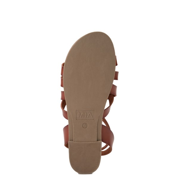 alternate view Womens MIA Naylah Sandal - CognacALT5
