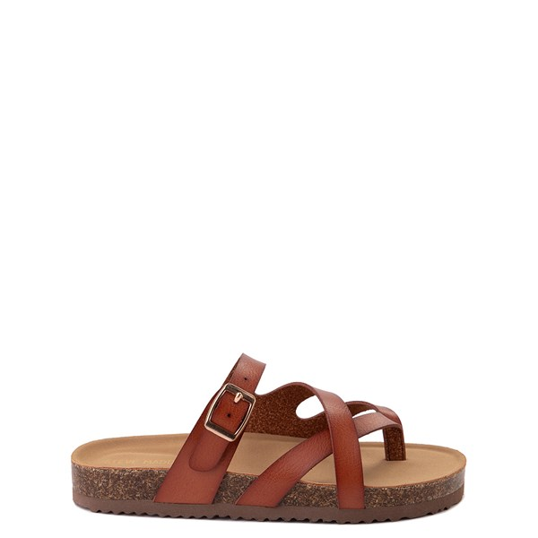 Main view of Steve Madden Bartlet Sandal - Little Kid / Big Kid - Cognac