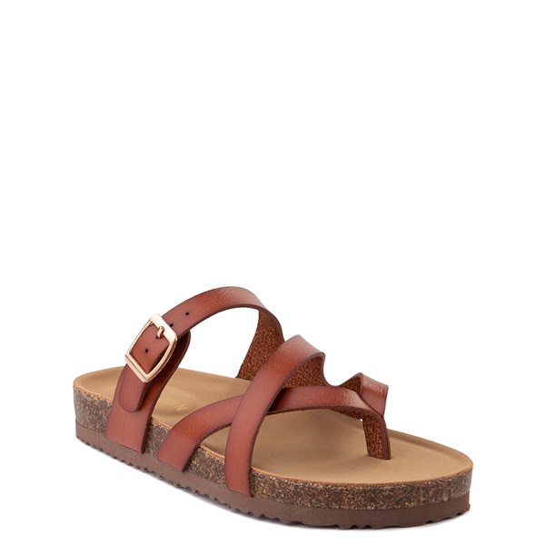 alternate view Steve Madden Bartlet Sandal - Little Kid / Big Kid - CognacALT1