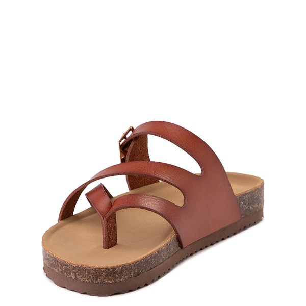 alternate view Steve Madden Bartlet Sandal - Little Kid / Big Kid - CognacALT3