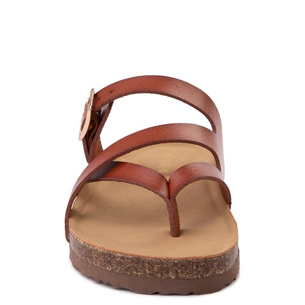 alternate view Steve Madden Bartlet Sandal - Little Kid / Big Kid - CognacALT4