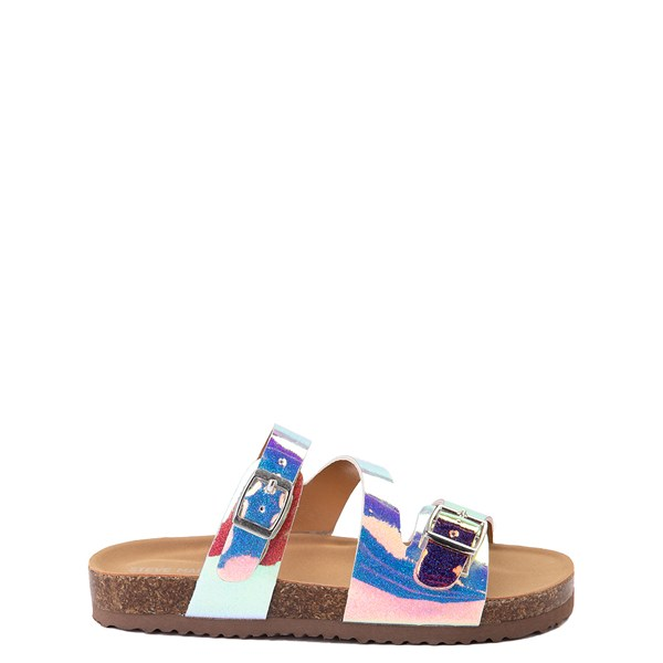 Main view of Steve Madden Patzey Glitter Sandal - Little Kid / Big Kid - Multi