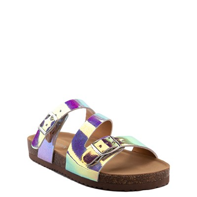 Alternate view of Steve Madden Patzey Glitter Sandal - Little Kid / Big Kid - Multi