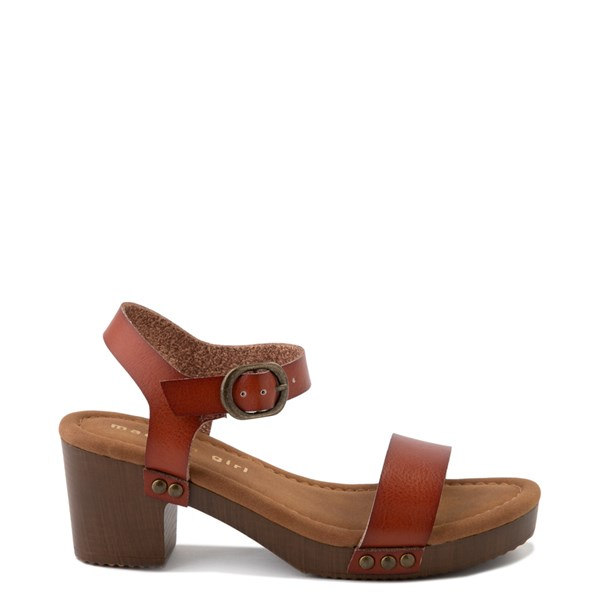 Main view of Madden Girl Mooneey Heel Sandal - Little Kid / Big Kid - Cognac