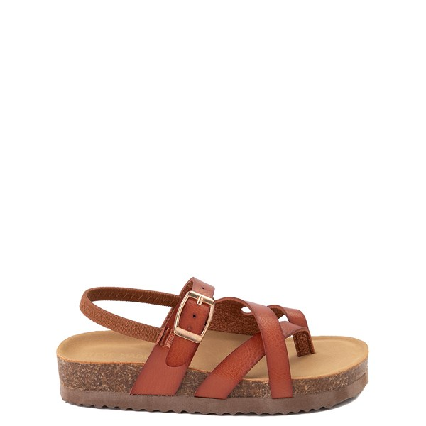 Main view of Steve Madden Bartlet Sandal - Toddler / Little Kid - Cognac