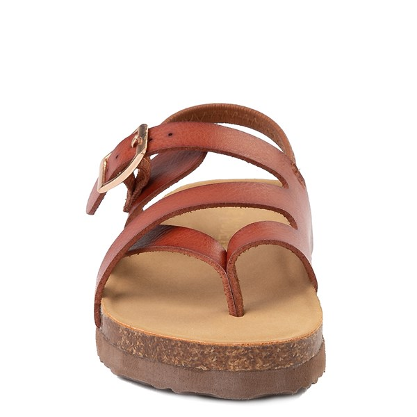 alternate view Steve Madden Bartlet Sandal - Toddler / Little Kid - CognacALT4