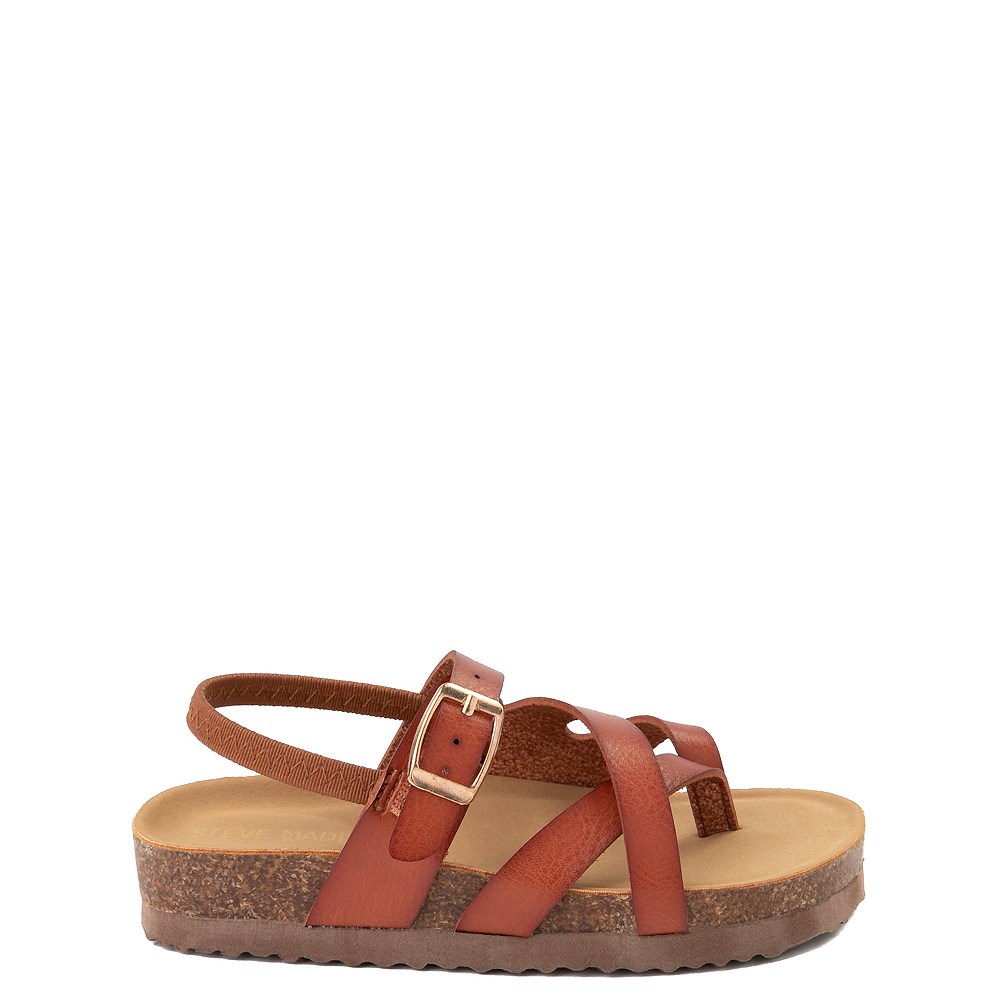 Steve Madden Bartlet Sandal - Toddler / Little Kid - Cognac