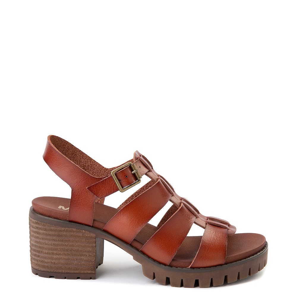 Womens MIA Tahna Gladiator Sandal - Luggage