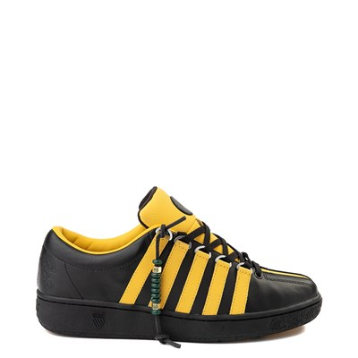 Main view of Mens K-Swiss x Boyz N The Hood Classic 2000 Tre Athletic Shoe - Black / Yellow