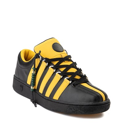 Alternate view of Mens K-Swiss x Boyz N The Hood Classic 2000 Tre Athletic Shoe - Black / Yellow