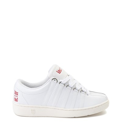 Main view of Mens K-Swiss x Boyz N The Hood Classic 2000 Heritage Athletic Shoe - White