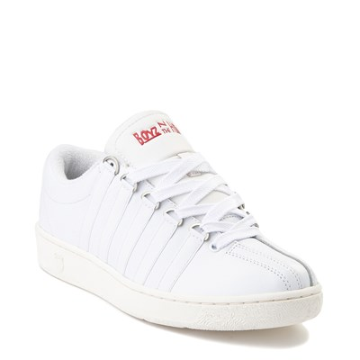 Alternate view of Mens K-Swiss x Boyz N The Hood Classic 2000 Heritage Athletic Shoe - White