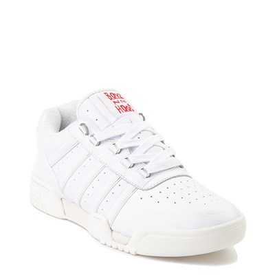 Alternate view of Mens K-Swiss x Boyz N The Hood GSTAAD '86 Heritage Athletic Shoe - White