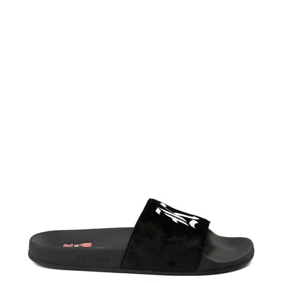Main view of Mens K-Swiss x Boyz N The Hood Doughboy K-Slide Sandal - Black