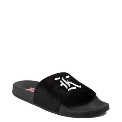 Alternate view of Mens K-Swiss x Boyz N The Hood Doughboy K-Slide Sandal - Black