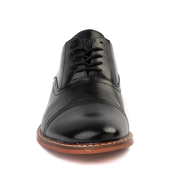 alternate view Mens Floyd Lotte Casual Shoe - BlackALT4