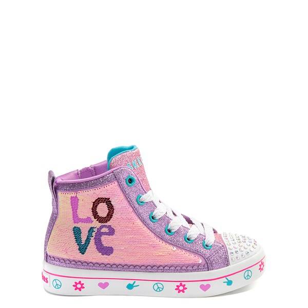 Skechers Flip-Kicks™ Love Sneaker - Little Kid - Lavender