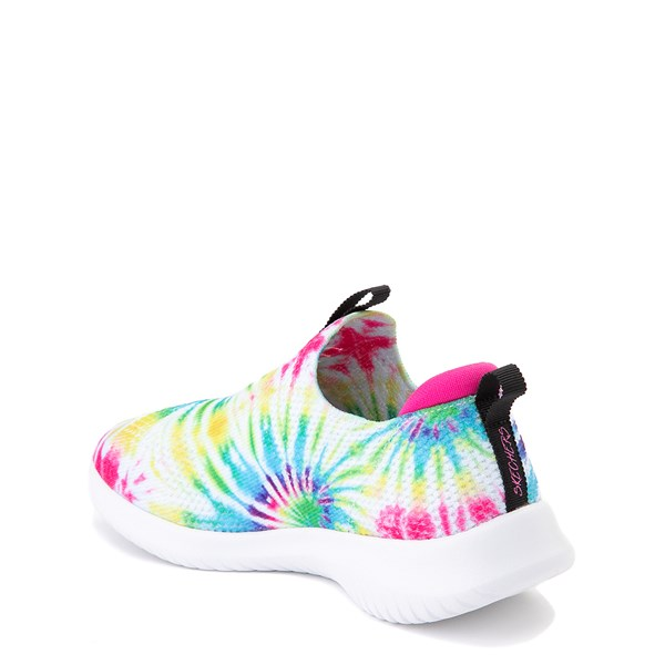 alternate view Skechers Ultra Flex Groovin' Vibes Sneaker - Little Kid - MultiALT2
