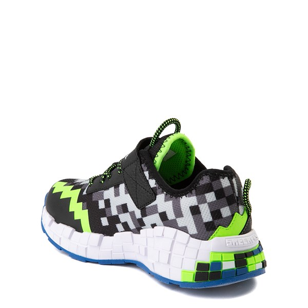 alternate view Skechers Mega-Craft Sneaker - Little KidALT2