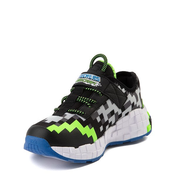 alternate view Skechers Mega-Craft Sneaker - Little KidALT3