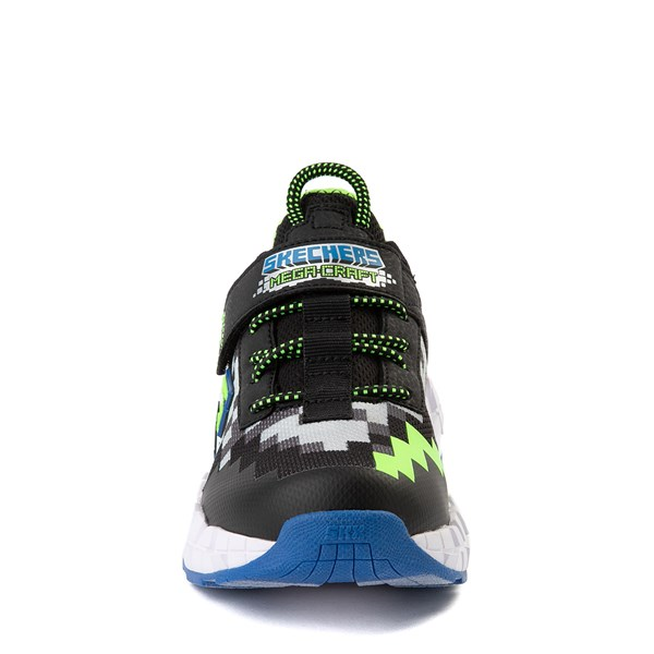alternate view Skechers Mega-Craft Sneaker - Little KidALT4