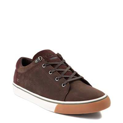 Alternate view of Mens UGG® Brock II Skate Shoe - Grizzly