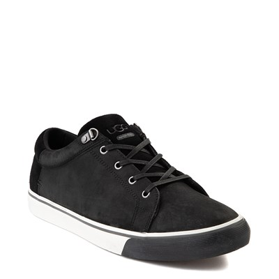 Alternate view of Mens UGG® Brock II Skate Shoe - Black