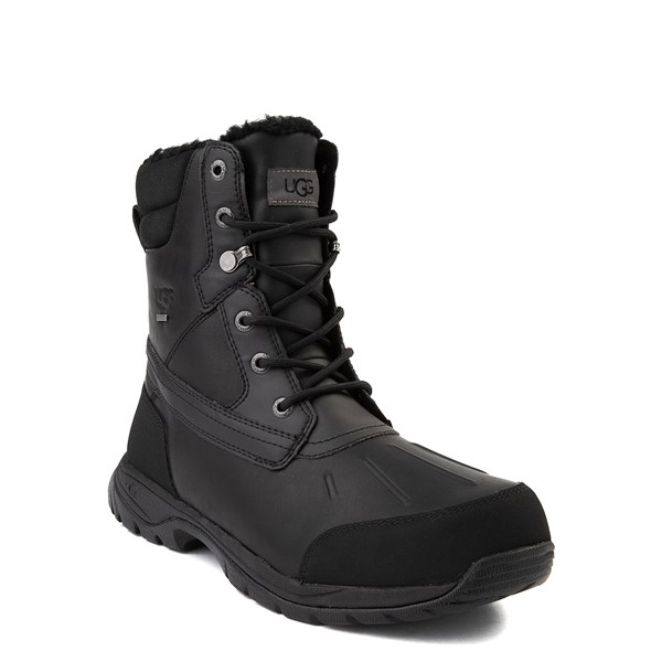 alternate view Mens UGG® Felton Boot - BlackALT1