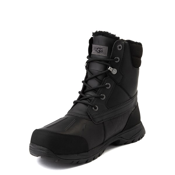 alternate view Mens UGG® Felton Boot - BlackALT3