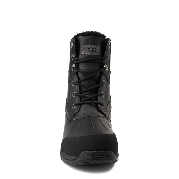alternate view Mens UGG® Felton Boot - BlackALT4