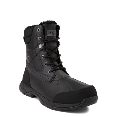 Alternate view of Mens UGG® Felton Boot - Black