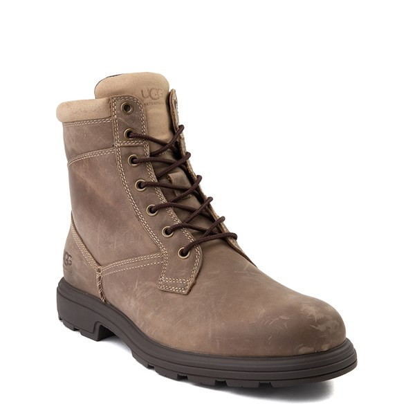 alternate view Mens UGG® Biltmore Workboot - Military SandALT1