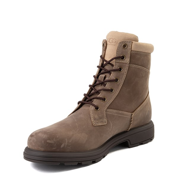 alternate view Mens UGG® Biltmore Workboot - Military SandALT3