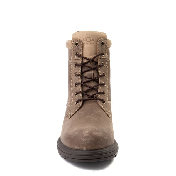 alternate view Mens UGG® Biltmore Workboot - Military SandALT4