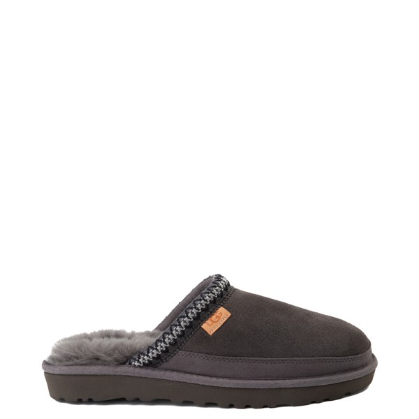 Mens UGG® Tasman Slipper - Dark Gray