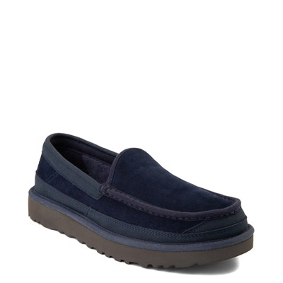 Alternate view of Mens UGG® Dex Slip On Casual Shoe - Dark Sapphire