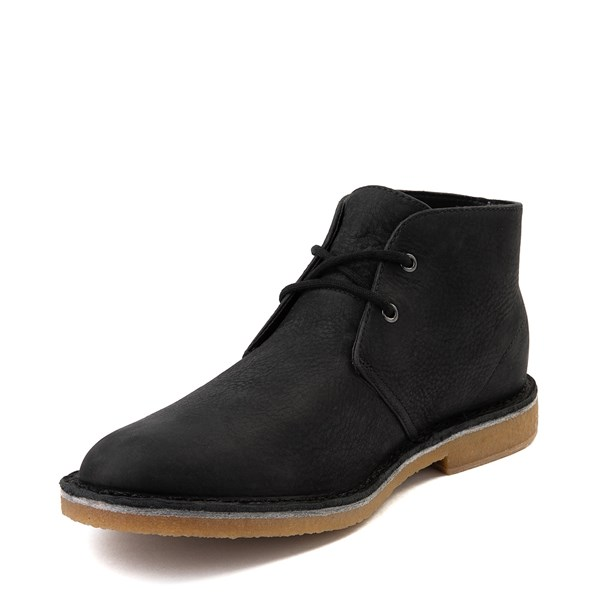 alternate view Mens UGG® Groveland Chukka Boot - BlackALT3