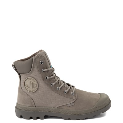 Main view of Palladium Pampa Sport Cuff Boot - Gray
