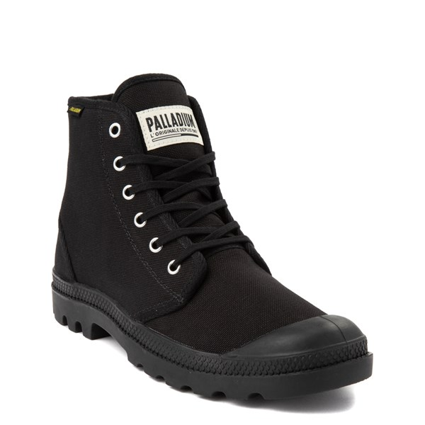 alternate view Palladium Pampa Hi Originale Boot - BlackALT1B