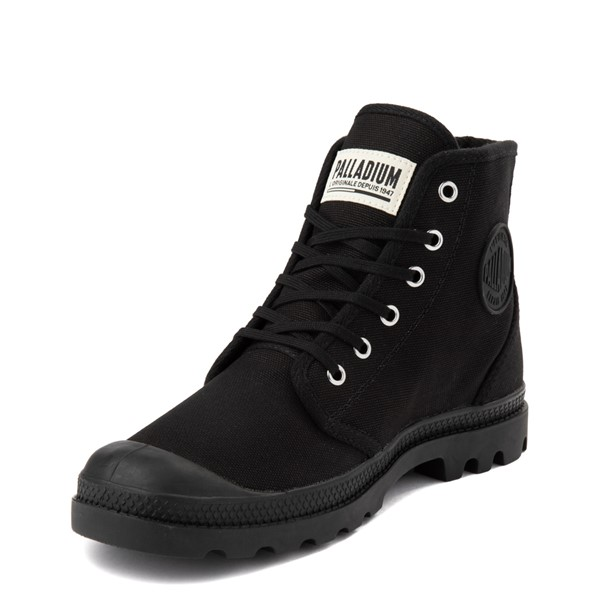 alternate view Palladium Pampa Hi Originale Boot - BlackALT2