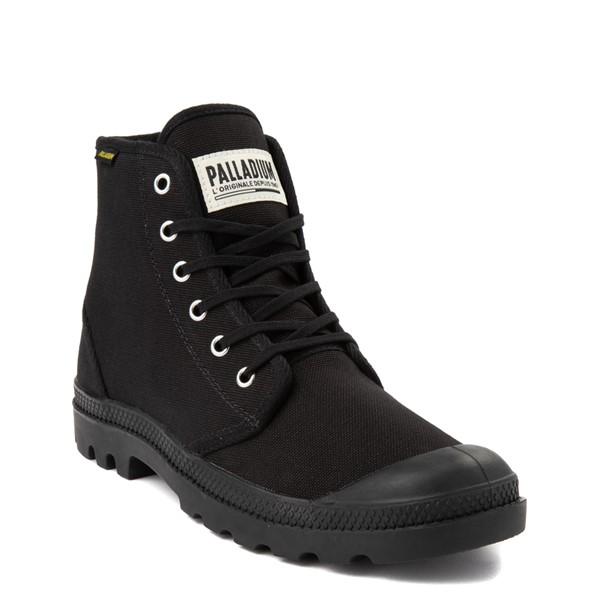 alternate view Palladium Pampa Hi Originale Boot - BlackALT5