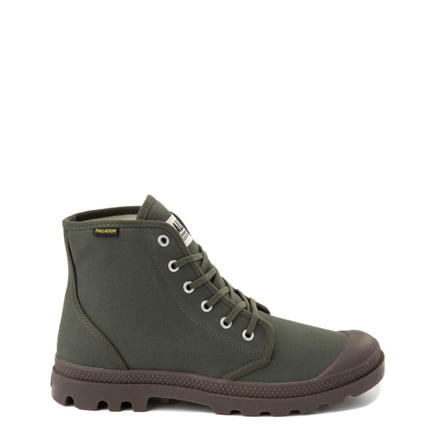 Palladium Pampa Hi Originale Boot - Olive