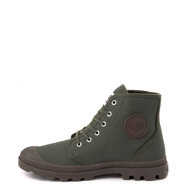 alternate view Palladium Pampa Hi Originale Boot - OliveALT1