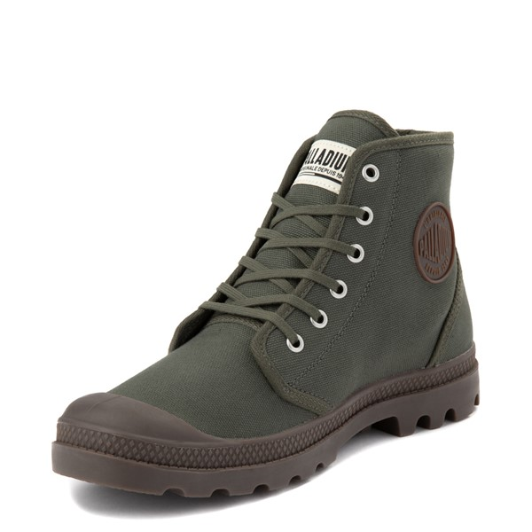 alternate view Palladium Pampa Hi Originale Boot - OliveALT2