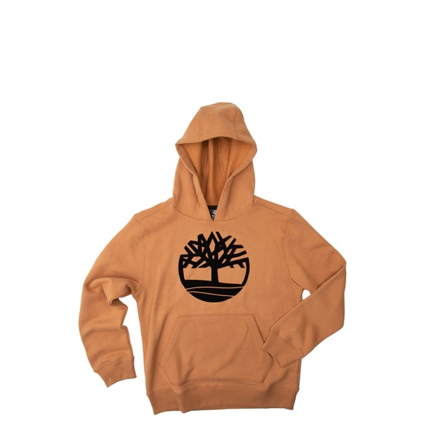 Timberland Tree Logo Hoodie - Little Kid - Wheat