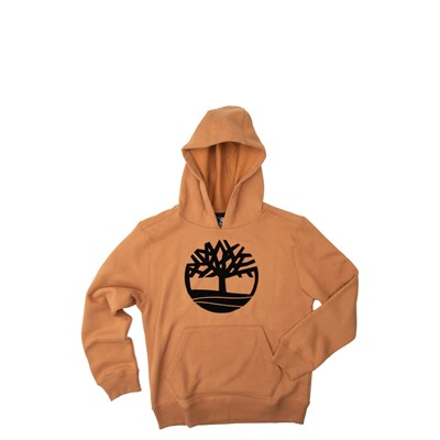 Main view of Timberland Tree Logo Hoodie - Little Kid - Wheat