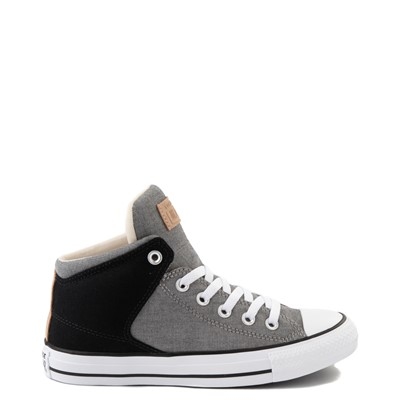 Main view of Converse Chuck Taylor All Star High Street Sneaker - Black / Gray