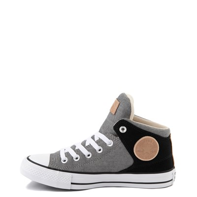 Alternate view of Converse Chuck Taylor All Star High Street Sneaker - Black / Gray